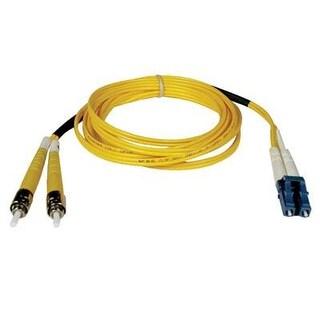 Tripp Lite Duplex Singlemode 8.3/125 Fiber Patch Cable (Lc/St), 2M (6-Ft.)(N368-02M)