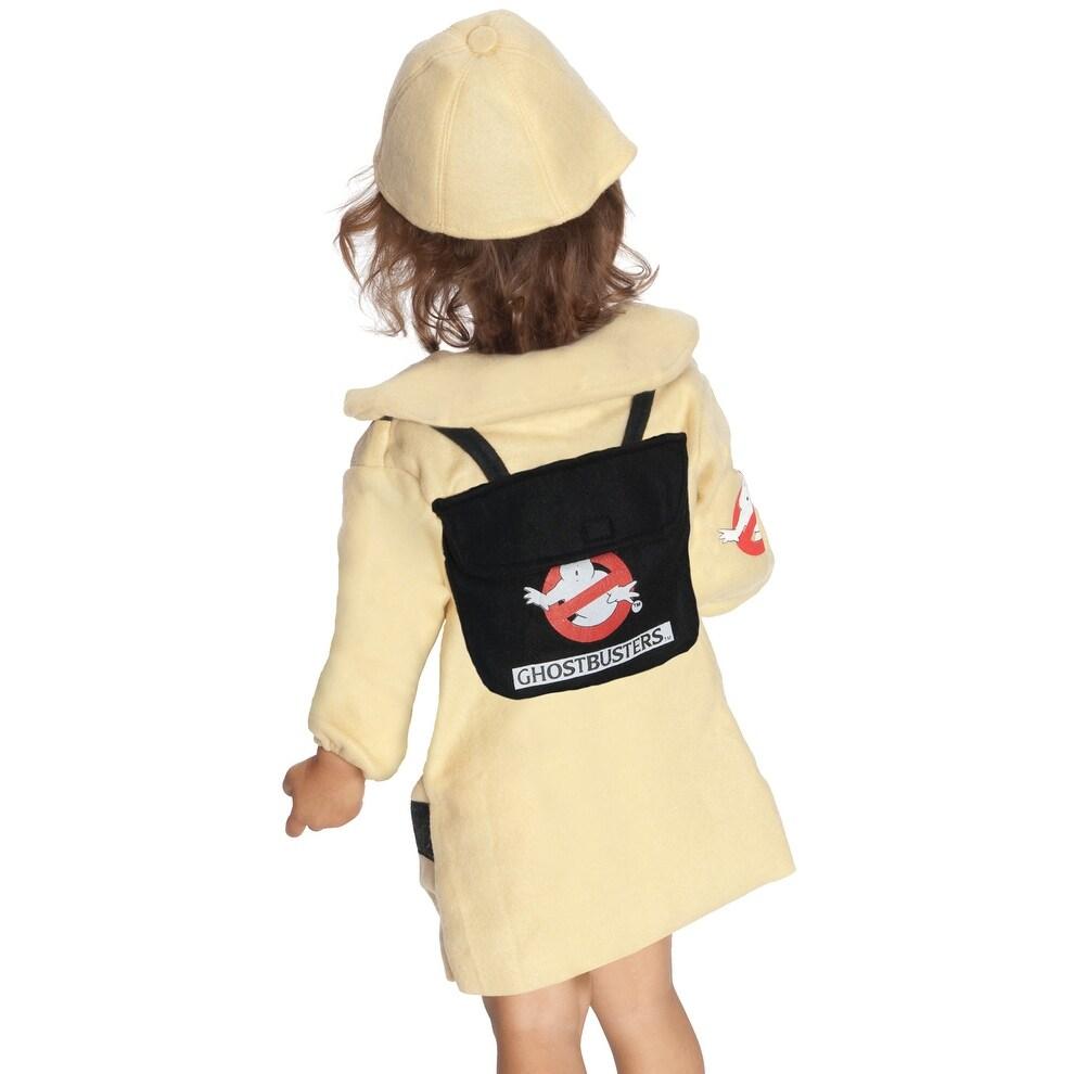 Beige Rubies Costume Baby Ghostbusters Girl Costume