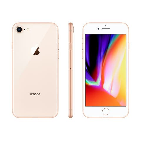 Refurbished Apple iPhone 8 64GB Fully Unlocked Gold