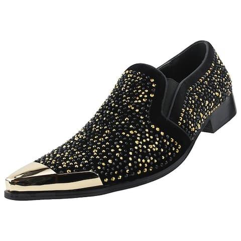 Bolano Desta - Men's Dress Shoes, Designer Shoes for Men -Slip On