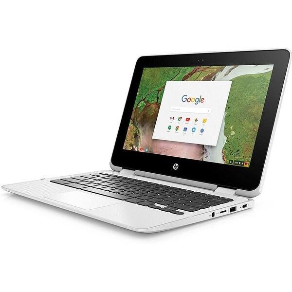HP x360 11-ae044cl Celeron N3350 Touchscreen Chromebook (Certified Refurbished)