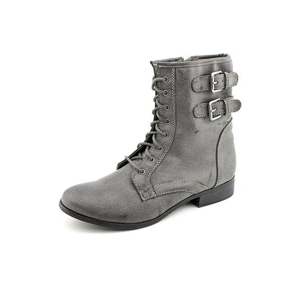 Style & Co. Womens Ricky Almond Toe Ankle Fashion Boots