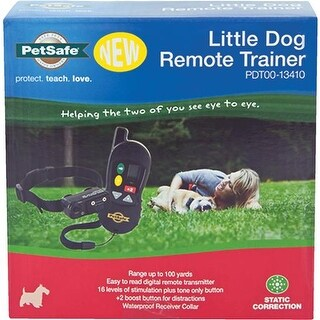 Radio System/Staywell Lttle Dog Remote Trainer PDT00-13410 Unit: EACH
