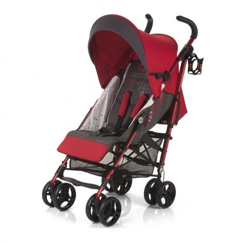 Jane Nanuq 2015 - R83 Flame Baby Stroller
