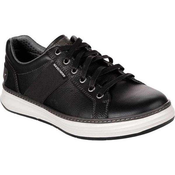 357a8f27b9 Shop Skechers Men's Moreno Winsor Oxford Black - On Sale - Free ...