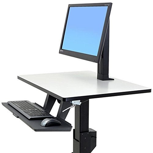 Ergotron 97-905 Workfit Single Ld Monitor Kit