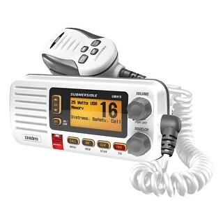 Uniden Um415 White VHF Fixed Radio - UM415