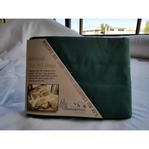 RV Short Queen Bed Sheet Set