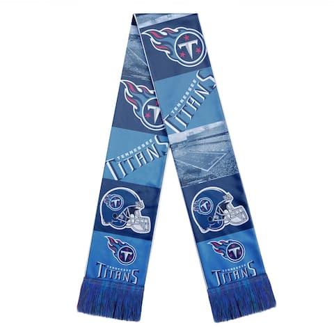 Tennessee Titans Scarf Printed Bar Design