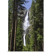 Poster Print entitled Yosemite Falls, Yosemite National Park, USA