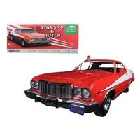 1976 Ford Gran Torino Starsky and Hutch (TV Series 1975-79) 1/18 Diecast Model Car by Greenlight