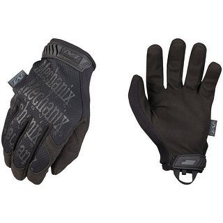 Mechanix Wear MG-55-010 Original Covert Tactical Gloves, Black, Large