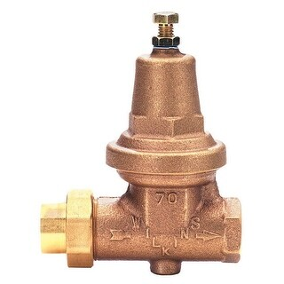 Zurn 1-70XLC Wilkins Pressure Reducing Valve, 300 psi