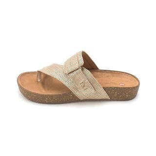 011716279f8 Buy Gold Clarks Women s Sandals Online at Overstock