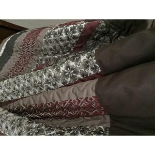 Copper Grove Geneva 5-piece Jacquard Bedspread Set