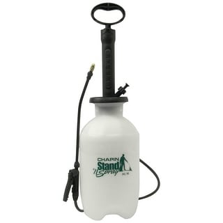 Chapin 29002 Stand 'N Spray No Bend Poly Sprayer, 2 Gallon
