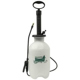 Chapin 29002 Stand 'N Spray No Bend Poly Sprayer, 2 Gallon