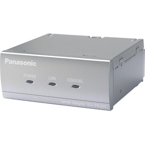 Panasonic Physical Security - Wj-Pr201