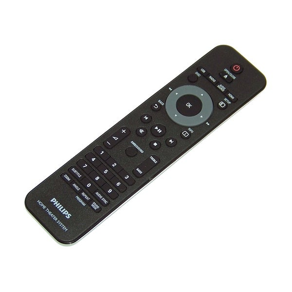 OEM Philips Remote Control Originally Shipped With: HTS6120, HTS6120/37