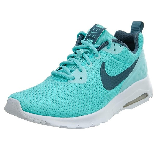 Shop Nike Women Air Max Motion Lw Running Shoe, Aurora Green