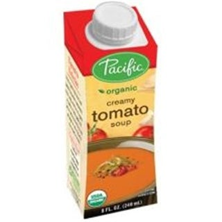 Pacific Natural Foods Organic Creamy Tomato Soup - 8 Ounce