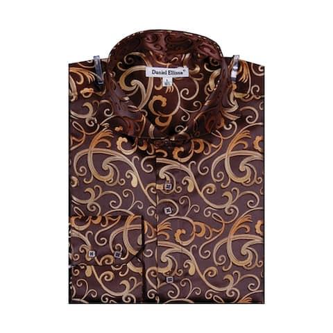 Men's Fancy Dress Shirt