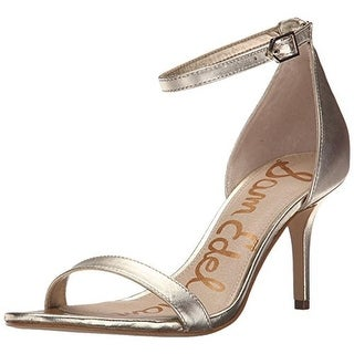Sam Edelman Womens Patti Open-Toe Heels