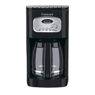 Cuisinart V32101 B Cuisinart DCC-1100BK 12-Cup Programmable Coffeemaker
