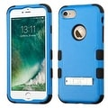 Insten Hard PC/ Silicone Hybrid Dual Layer Hybrid Rubberized Matte Case Cover with Stand For Apple iPhone 7 - Thumbnail 9