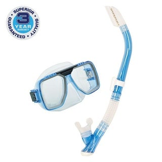 TUSA Sport Adult Liberator Mask and Snorkel Combo