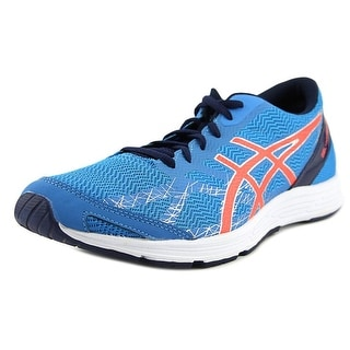 buy popular b1822 337eb Shop Asics GEL-Hyper Speed 7 Women Round Toe Synthetic Blue Running Shoe -  Free Shipping Today - Overstock - 18901649
