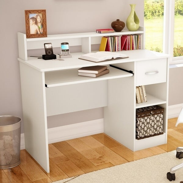 South Shore Axess Desk with Keyboard Tray. Opens flyout.