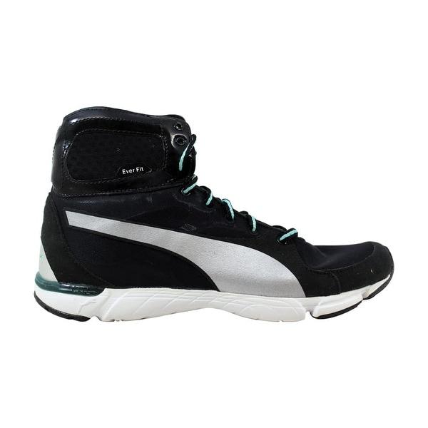 best sneakers 8151d 01184 Puma Women  x27 s FormLite XT Mid Black Ebony-Silver Metallic 186208