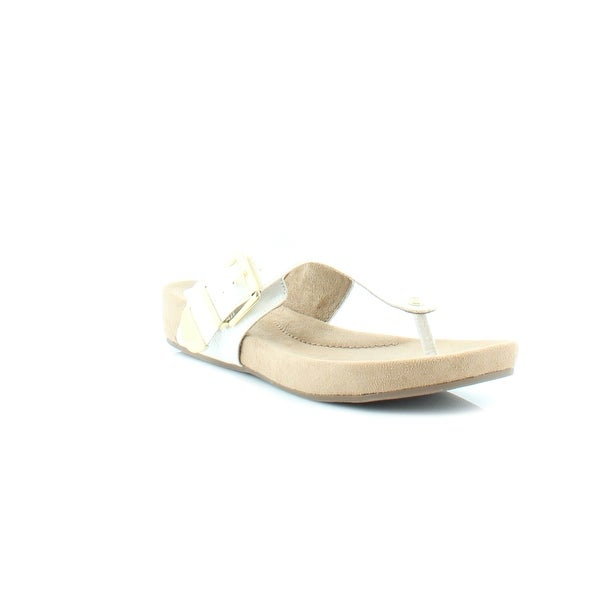 Giani Bernini Ryanne Women's Sandals & Flip Flops White