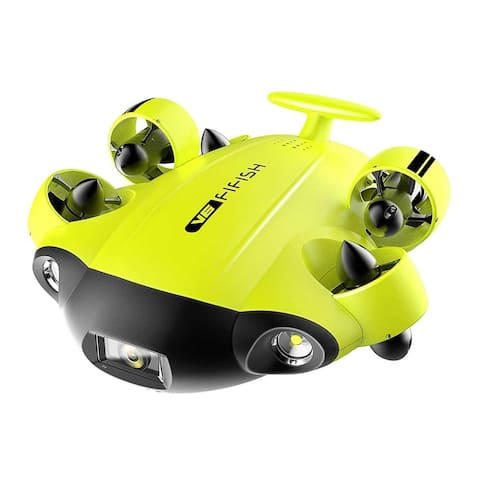 QYSEA FIFISH V6 Underwater ROV with 4K UHD Camera