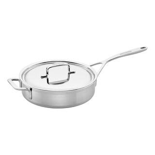 Demeyere 5-Plus Stainless Steel Saute Pan