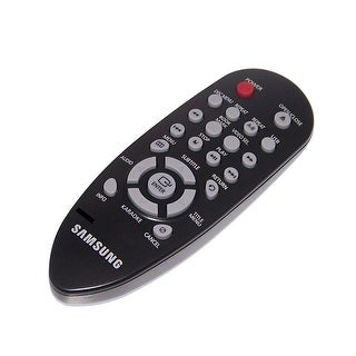 NEW OEM Samsung Remote Control Specifically For DVDC370/XTL, DVD-C370/XTL, DVDC550, DVD-C550