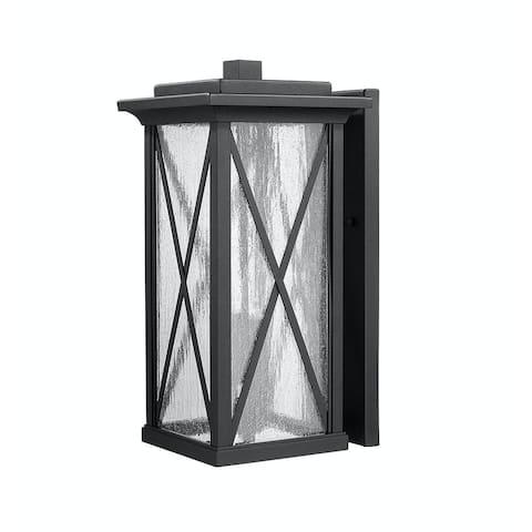 Rustic Modern Medium Outdoor Wall Light