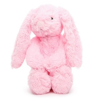 Gitzy Light Pink Bunny Rabbit Plush