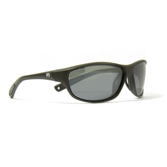 Rheos Gear Bahias Floating Polarized Gunmetal with Gunmetal Lens Sunglasses