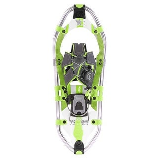 Yukon Charlies Women's Elite Spin Showshoe - Lime Green Women's Elite Spin Snowshoe