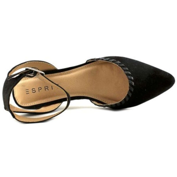 Shop ESPRIT Womens Saffron Closed Toe Ankle Strap D orsay