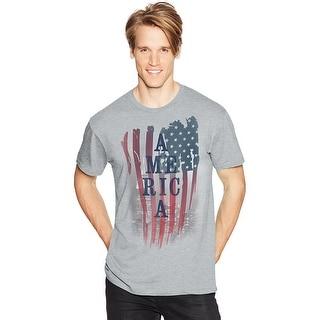 Hanes Men's America US Graphic Tee