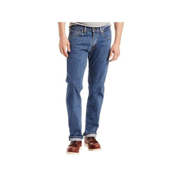 Levi's Mid Fit Regular Free Mens Jeans 505 Classic Shop Rise dqXCd