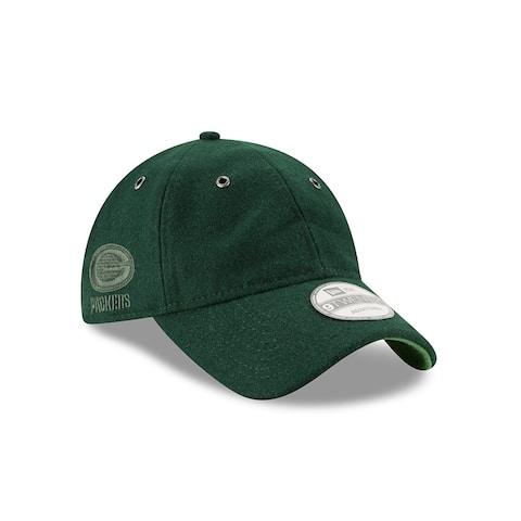 88510d60aef11 Green Bay Packers EK FL 16 Melton 9TWENTY Strapback Hat