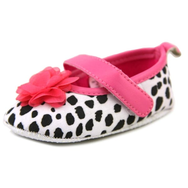 Luvable Friends Baby Vision Infant  Round Toe Synthetic Multi Color Mary Janes