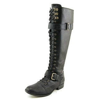 Rocket Dog Kveta W Round Toe Synthetic Knee High Boot