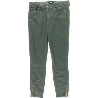 Paige Womens Denim Colored Skinny Jeans - 26