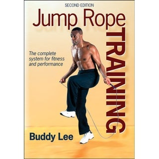 Buddy Lee Jump Rope Training Book 2nd Edition