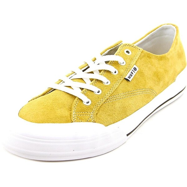 HUF Classic Lo Round Toe Suede Skate Shoe